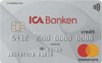 Ica Bankens kreditkort
