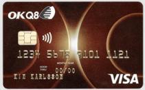 okq8 kreditkort
